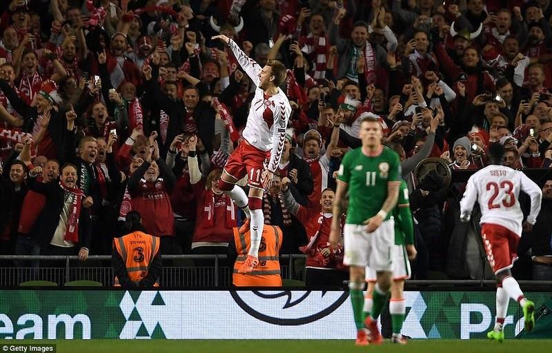 Sao Tottenham rực sáng đưa Đan Mạch bay vào World Cup - ảnh 19
