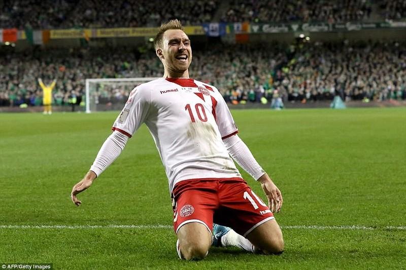 Sao Tottenham rực sáng đưa Đan Mạch bay vào World Cup - ảnh 1