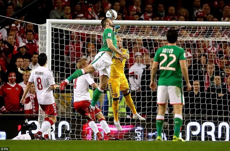 Sao Tottenham rực sáng đưa Đan Mạch bay vào World Cup - ảnh 5