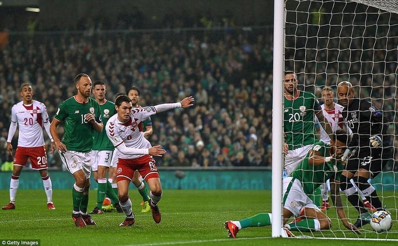 Sao Tottenham rực sáng đưa Đan Mạch bay vào World Cup - ảnh 7