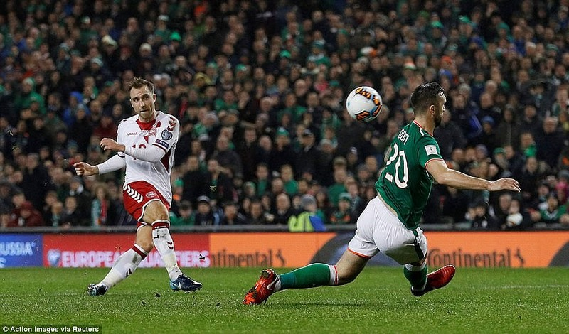 Sao Tottenham rực sáng đưa Đan Mạch bay vào World Cup - ảnh 9