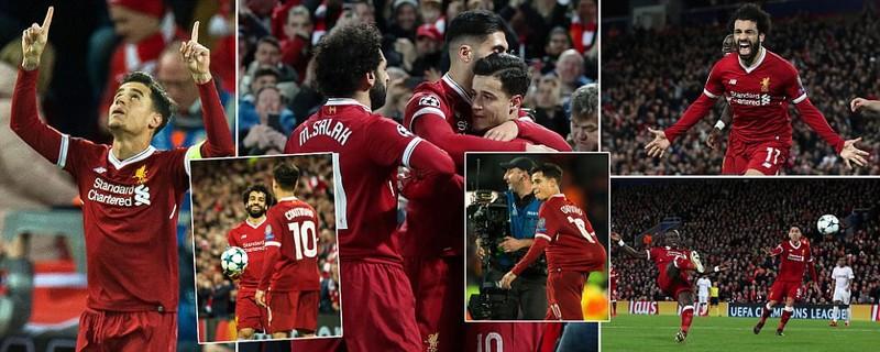 Man City 'buông', Liverpool thắng hủy diệt - ảnh 1