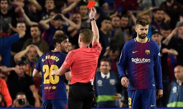 Ronaldo gọi, Messi trả lời, Barcelona, Real rượt đuổi tỉ số - ảnh 3