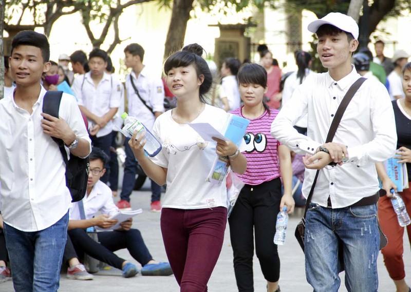 70.000 thí sinh tham gia kỳ thi đánh giá năng lực - ảnh 2