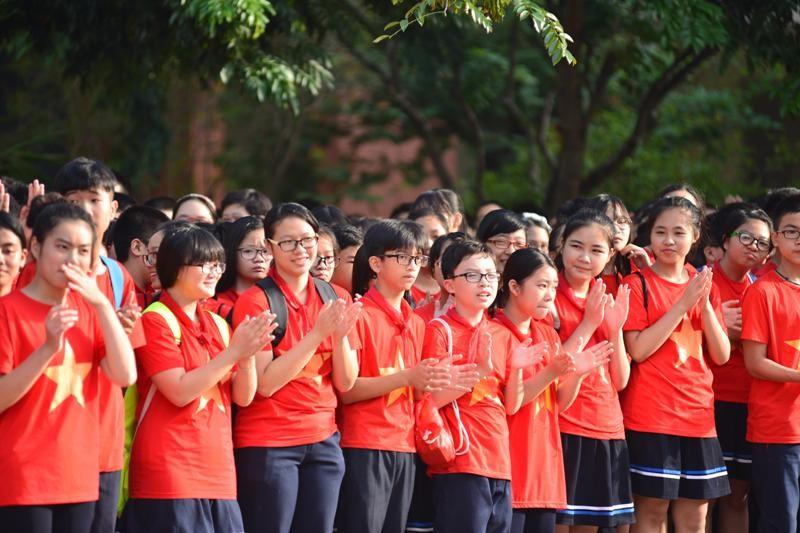 Từ ngày 1-7, Hà Nội vào mùa 'tuyển sinh' đầu cấp - ảnh 1