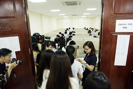 Kỳ thi THPT quốc gia: Sẽ lập ban chỉ đạo cấp tỉnh, TP - ảnh 1