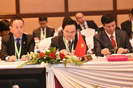 Phê duyệt dự thảo sửa đổi Hiến chương Mạng lưới các trường ĐH ASEAN - ảnh 1