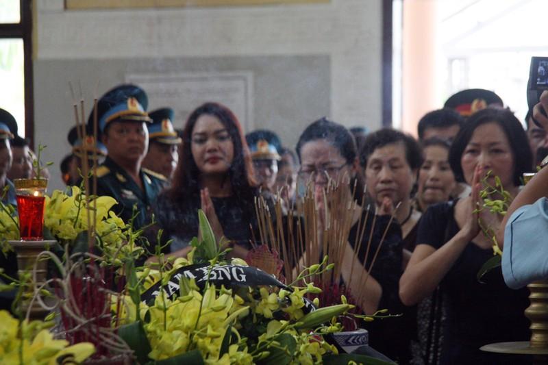 Vĩnh biệt Đại tá phi công Trần Quang Khải - ảnh 11