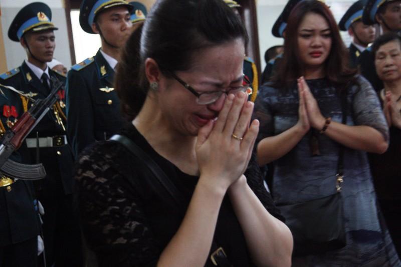 Vĩnh biệt Đại tá phi công Trần Quang Khải - ảnh 12