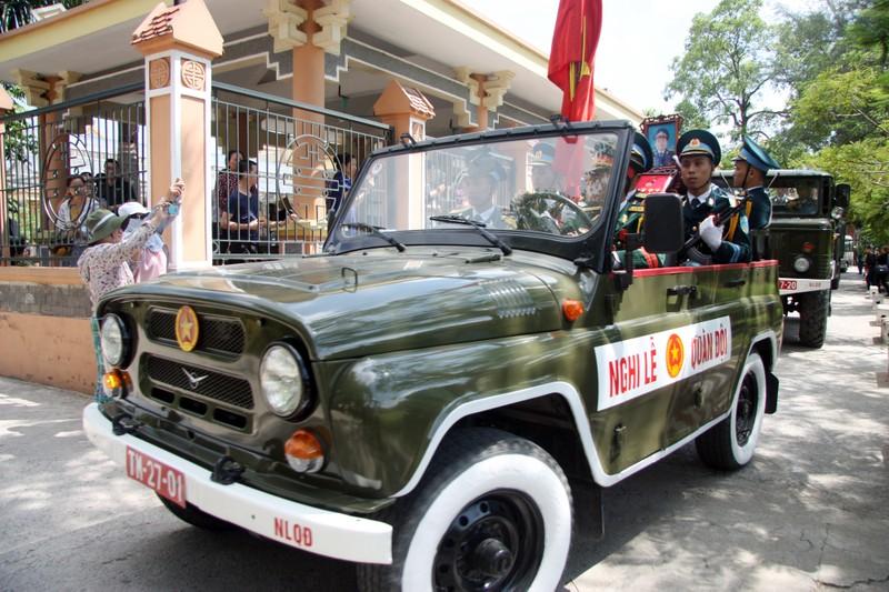 Vĩnh biệt Đại tá phi công Trần Quang Khải - ảnh 1