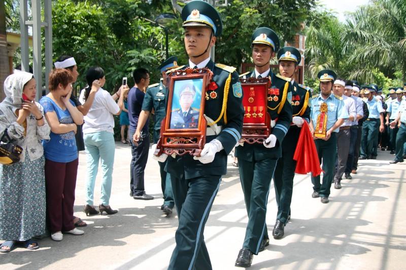 Vĩnh biệt Đại tá phi công Trần Quang Khải - ảnh 5