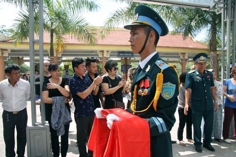 Vĩnh biệt Đại tá phi công Trần Quang Khải - ảnh 6