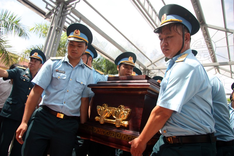 Vĩnh biệt Đại tá phi công Trần Quang Khải - ảnh 7