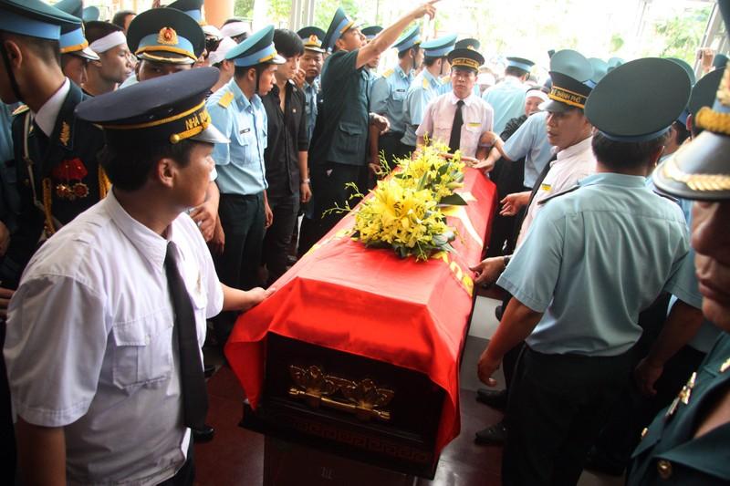 Vĩnh biệt Đại tá phi công Trần Quang Khải - ảnh 8