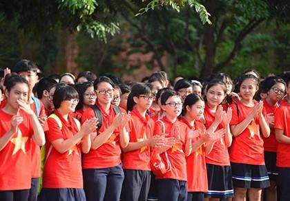 Ngày khai giảng năm học mới 5-9 gồm cả lễ lẫn hội - ảnh 1