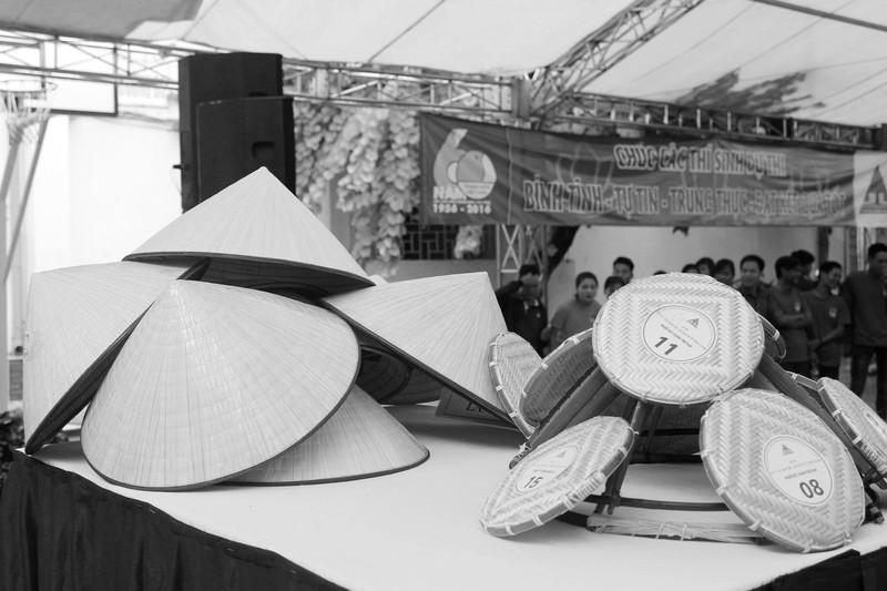 Những điều ít biết về nghề làm nón lá làng Chuông - ảnh 7