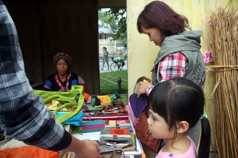 Thiếu nữ Hà thành tạo dáng bên vườn hoa tam giác mạch - ảnh 10