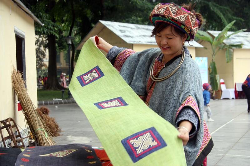Thiếu nữ Hà thành tạo dáng bên vườn hoa tam giác mạch - ảnh 9