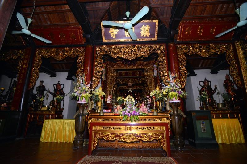 Vẻ cổ kính của ngôi chùa đẹp nhất thế giới tại Việt Nam - ảnh 13