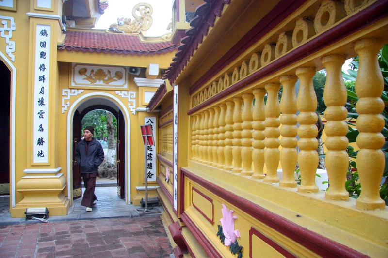 Vẻ cổ kính của ngôi chùa đẹp nhất thế giới tại Việt Nam - ảnh 2