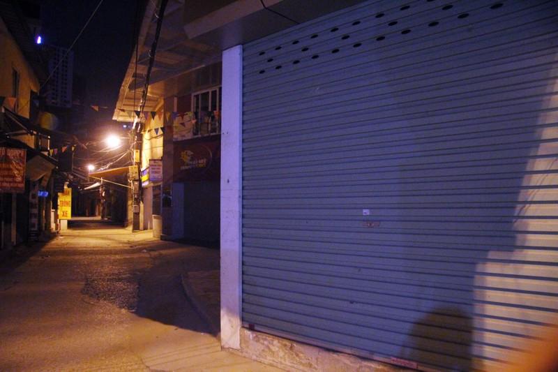 Hà Nội: Những phận đời trong đêm lạnh giá - ảnh 1