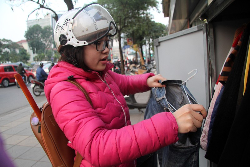Hà Nội: Xuất hiện tủ quần áo miễn phí cho người nghèo - ảnh 5