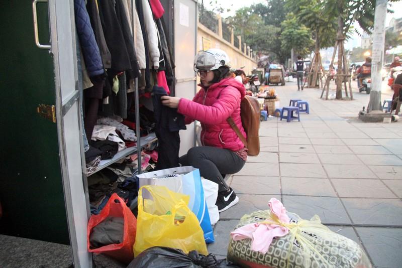 Hà Nội: Xuất hiện tủ quần áo miễn phí cho người nghèo - ảnh 7