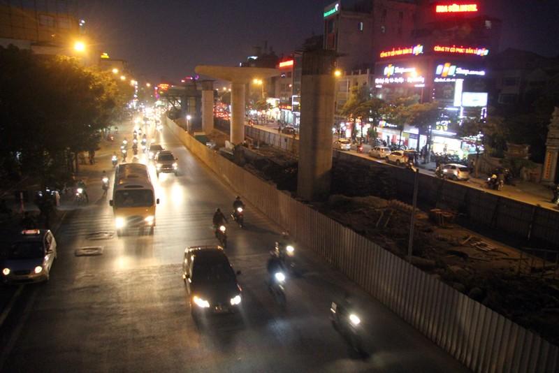 Hà Nội không tắc đường sau kỳ nghỉ tết Dương lịch - ảnh 14