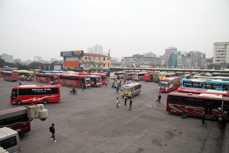 Hà Nội không tắc đường sau kỳ nghỉ tết Dương lịch - ảnh 2