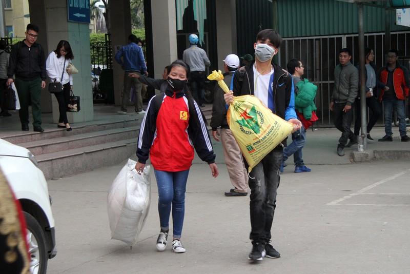 Hà Nội không tắc đường sau kỳ nghỉ tết Dương lịch - ảnh 4