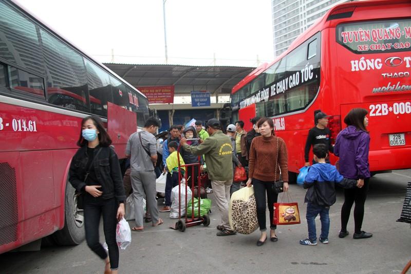 Hà Nội không tắc đường sau kỳ nghỉ tết Dương lịch - ảnh 5