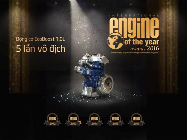 Động cơ EcoBoost 1.0L của Ford: 'Nhỏ nhưng có võ' - ảnh 1