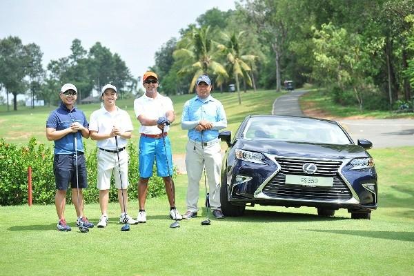 Lexus Việt Nam tài trợ chính cho Giải Golf Forbes Việt Nam 2016 - ảnh 1