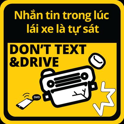 An toàn giao thông: Không nhắn tin khi lái xe - ảnh 2