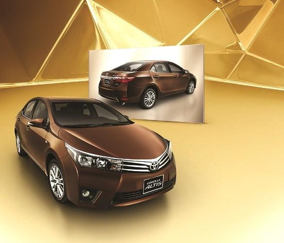 Toyota khuyến mãi mua xe Vios Và Corolla Altis - ảnh 1