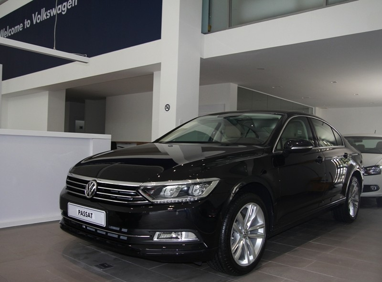 Volkswagen khai trương showroom chính hãng tại quận 1 - ảnh 1