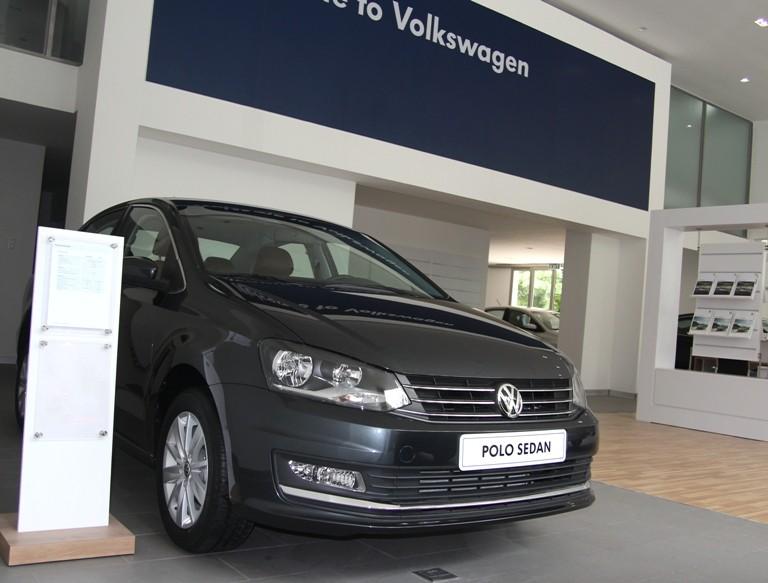 Volkswagen khai trương showroom chính hãng tại quận 1 - ảnh 2