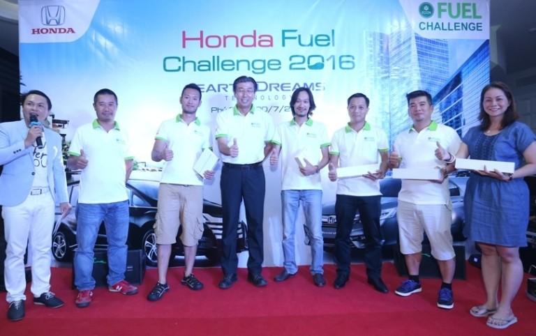 Ấn tượng mức tiêu hao nhiên liệu với Honda Odyssey và Accord - ảnh 2