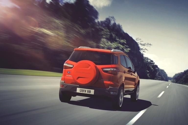 EcoSport, Ranger và Transit giúp Ford tiếp tục lập kỷ lục - ảnh 1