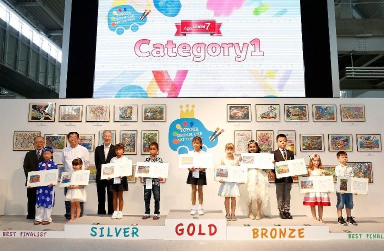 Học sinh Việt Nam đạt giải cuộc thi vẽ tranh quốc tế Toyota - ảnh 2