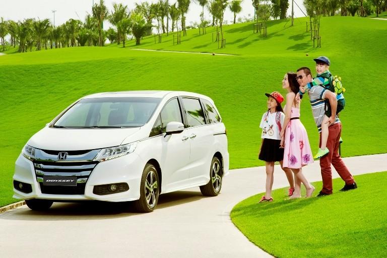 Trải nghiệm Honda Accord 2016 và Odyssey tại TP.HCM - ảnh 2