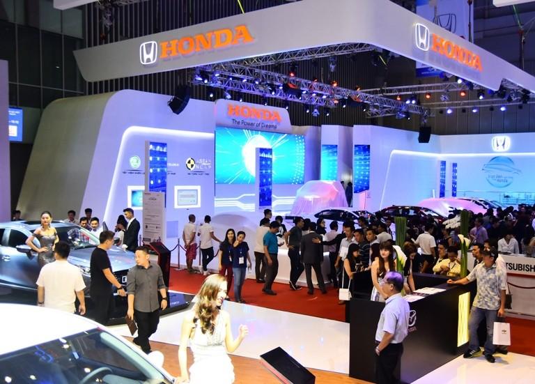Sẽ có nhiều xe mới tại triển lãm ô tô Việt Nam 2016 - ảnh 2