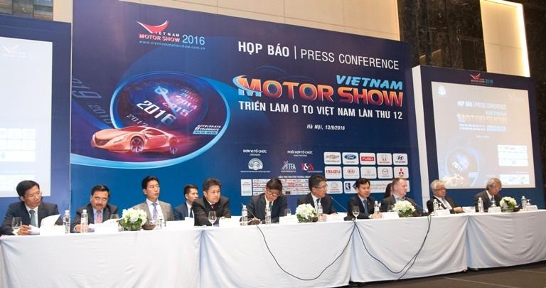 Sẽ có nhiều xe mới tại triển lãm ô tô Việt Nam 2016 - ảnh 1