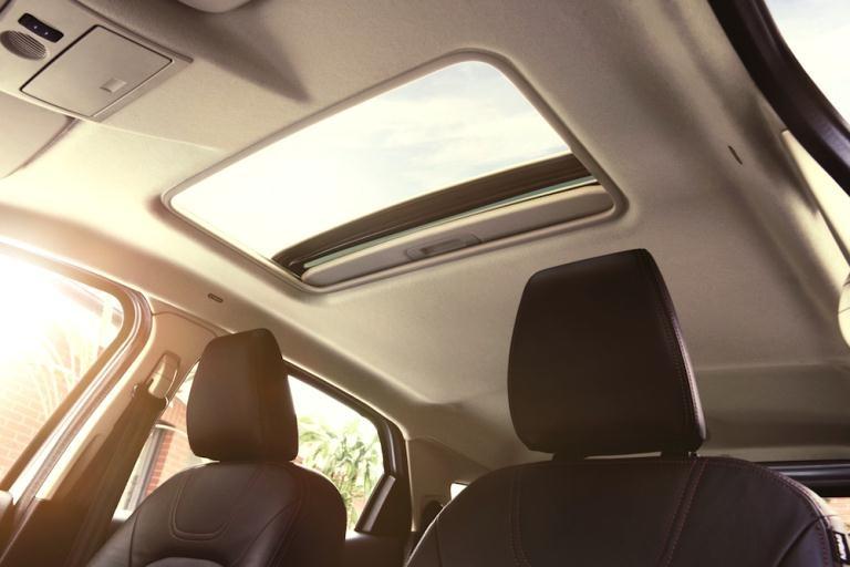 Ra mắt Ford EcoSport Titanium phiên bản Black Edition - ảnh 3