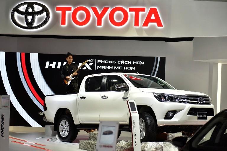 Vios, Altis giúp Toyota tăng trưởng bền vững - ảnh 2