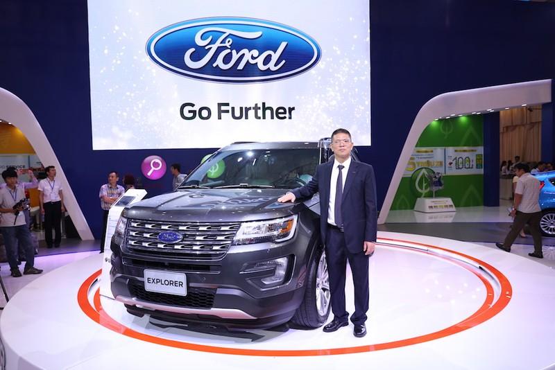 Ranger, EcoSport và Transit giúp Ford thiết lập kỷ lục - ảnh 3