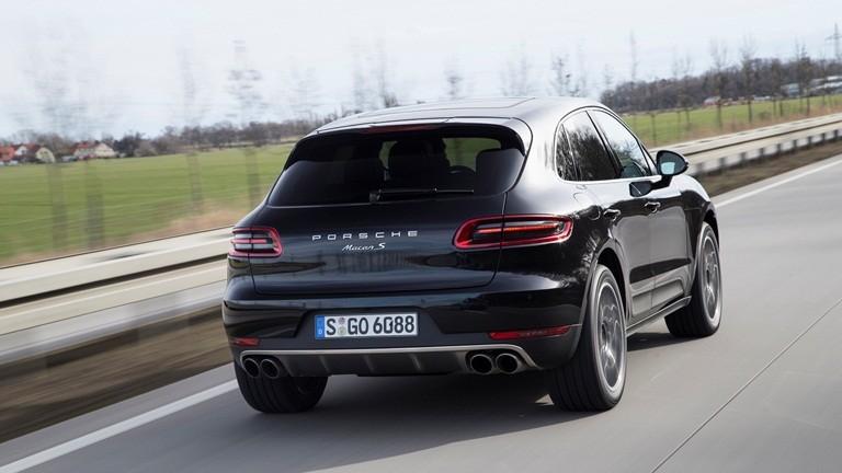 Sở hữu Macan, du ngoạn nước Đức cùng Porsche - ảnh 2