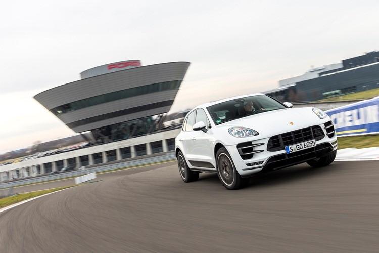Sở hữu Macan, du ngoạn nước Đức cùng Porsche - ảnh 3