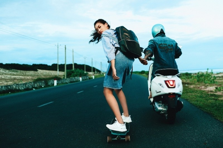 Bộ ảnh độc của cuộc thi Vespa Top Stylist 2016 - ảnh 5