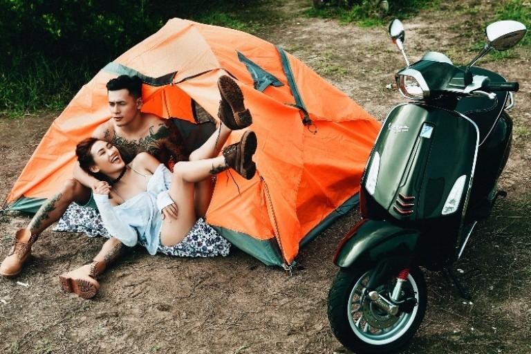 Bộ ảnh độc của cuộc thi Vespa Top Stylist 2016 - ảnh 7